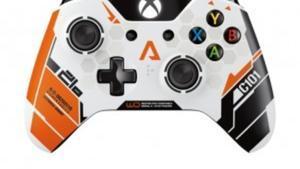 Edición limitada de Titanfall, mando inalámbrico para Xbox One