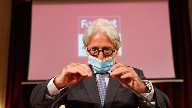 Josep Sánchez Llibre se manifiesta a favor de la ampliación del aeropuerto