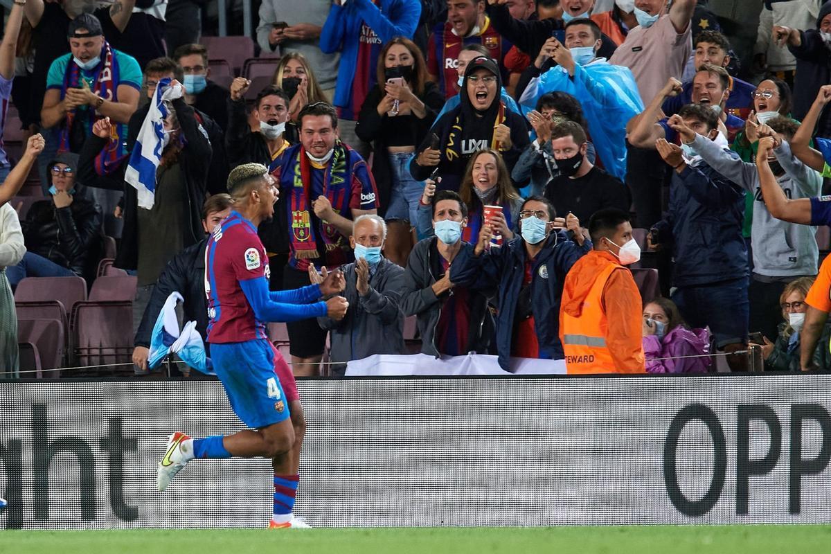 El Granada castiga una altra vegada el Barça