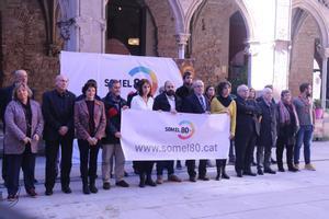 """Òmnium demana al PSC que inclogui el """"final de la judialització"""" en el seu programa electoral"""