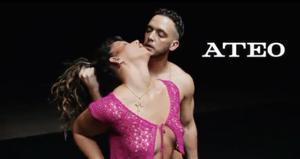 Imagen del vídeo 'Ateo', de C Tangana y Nathy Peluso.