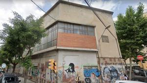 Comencen les obres per enderrocar l'edifici l'Òpera de l'Hospitalet de Llobregat