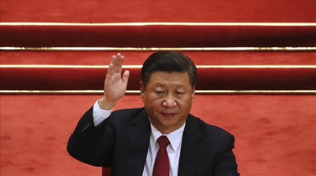 Xi Jinping, secretario general del Partido Comunista y presidente de China.