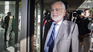 13 acusats confessen les manipulacions de la 'Gürtel' en la visita del Papa a València
