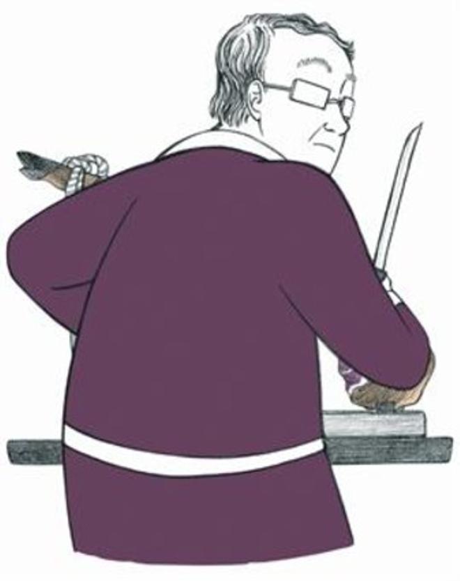 EL CATÁLOGO 3 Arriba, portada de 'Reunión' y viñeta del fancín '¡Caramba!'. A la derecha, el señor Pacheco, uno de los personajes de 'Let's Pacheco!'.