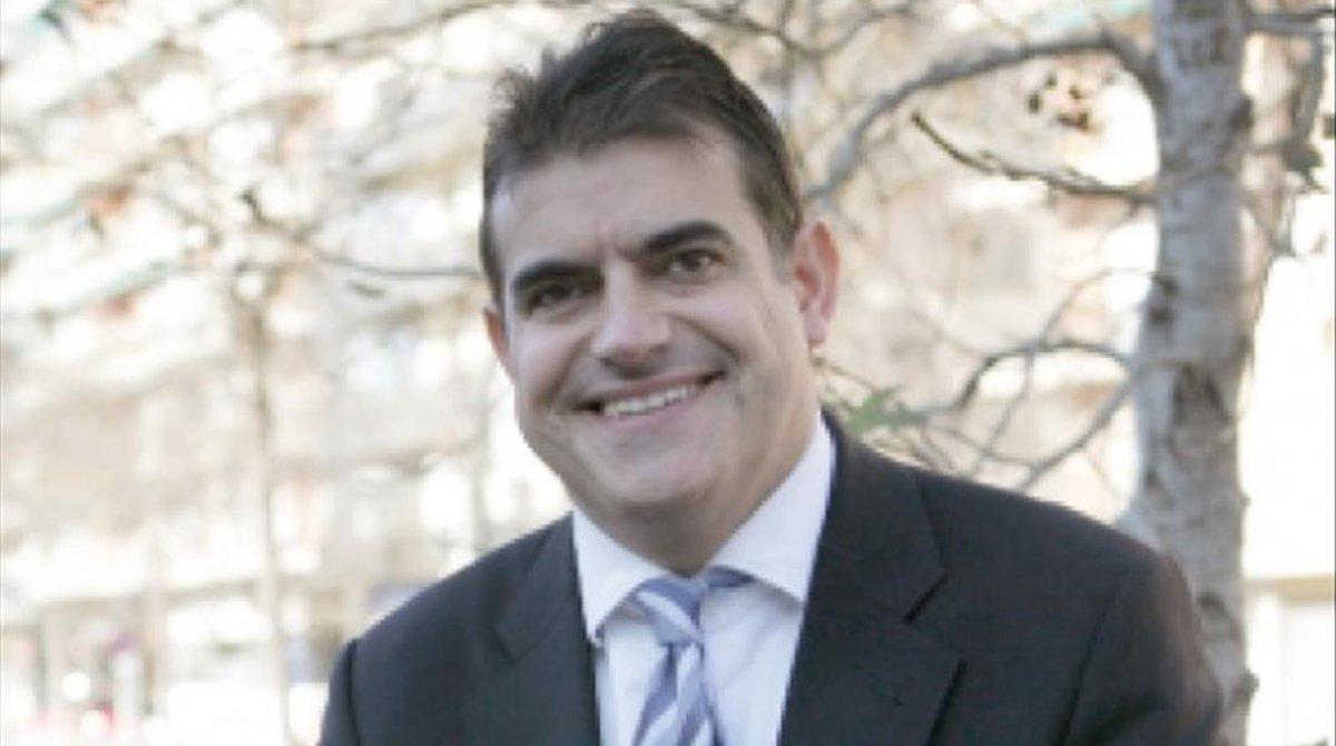 Lluis Fernández Ala, empresario y político, que quiere ser presidente del Barça.