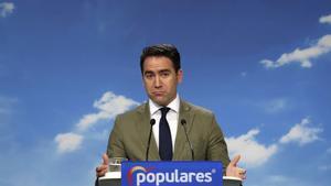 """El PP dice que la """"reforma Junqueras"""" es un """"fascículo"""" del """"pacto oculto"""" con ERC"""