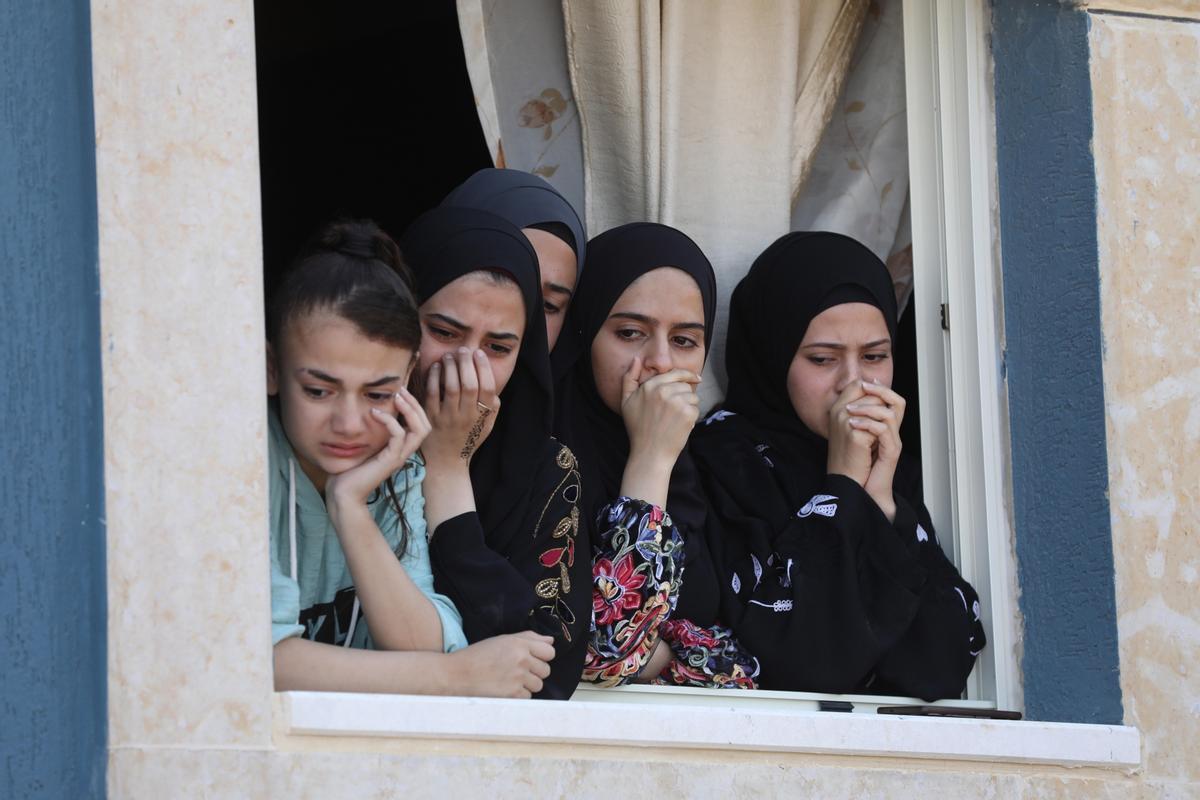 Testimoni des de Gaza   «Tenim por de dormir per si no ens despertem més»