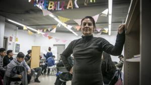 Carmen González: «Els gitanos més vells han viscut un autèntic horror»