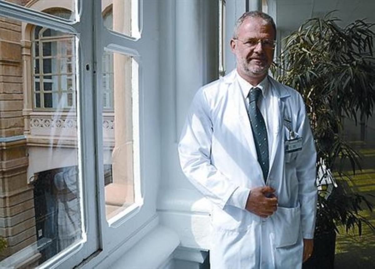 El psiquiatra Antoni Gual.