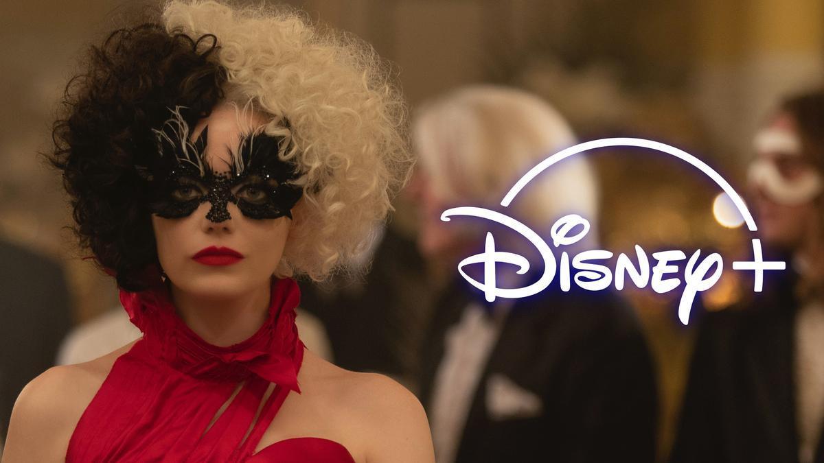 Escena de 'Cruela', uno de los principales estrenos de Disney+ en mayo