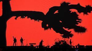 Gira de 'The Joshua Tree'- U2 en Londres.