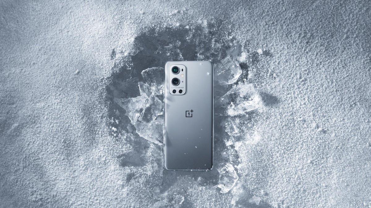 OnePlus 9Pro.