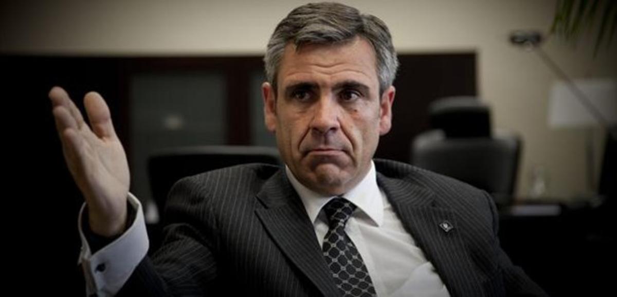 El director de la Oficina Antifrau de Catalunya, Daniel de Alfonso.