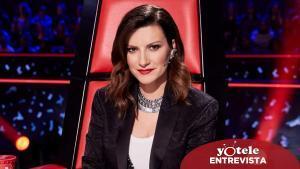 """Hablamos con Laura Pausini, tras ganar 'La Voz' con Kelly: """"Quizá mi tiempo en los talents ha terminado"""""""