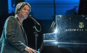 Rufus Wainwright, en su concierto en el Festival Jardins de Pedralbes.