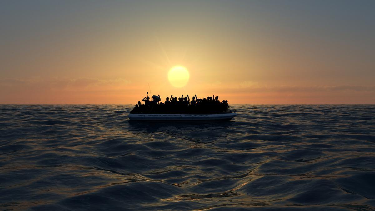 Itàlia permet el desembarcament dels 373 immigrants de l'Ocean Viking