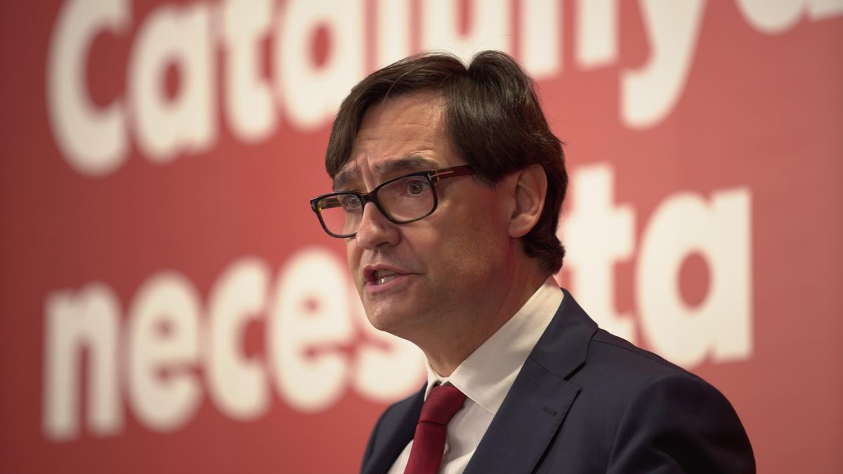 Illa acepta ser candidato del PSC: Estoy preparado para presidir Cataluña