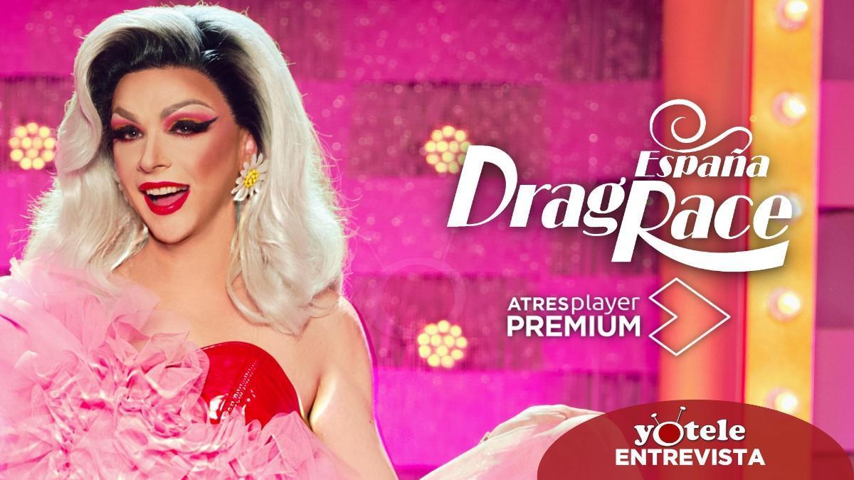 Supremme de Luxe, presentadora de 'Drag Race España'