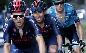 Bernal s'acomiada de la victòria a París a l'enfonsar-se al Grand Colombier