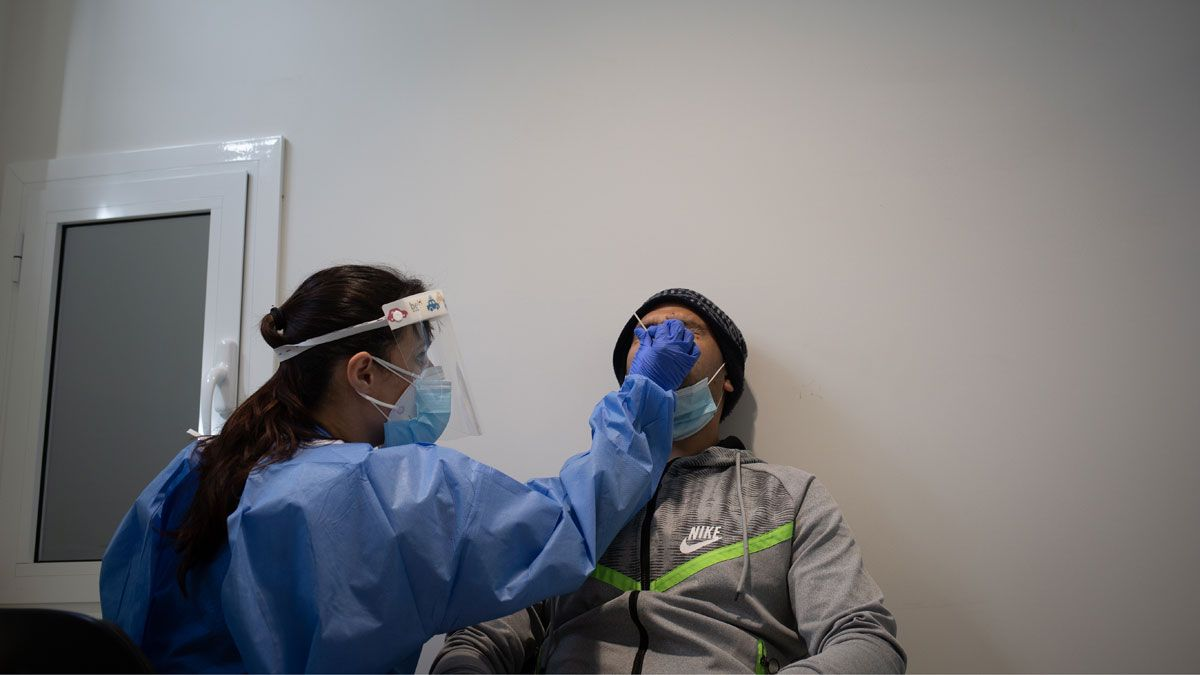 Així va evolucionar la pandèmia de la Covid-19 a Santa Coloma al juliol de 2021