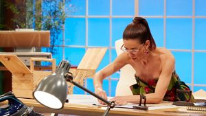 Raquel Sánchez Silva en 'Maestros de la costura 4'