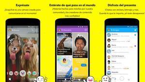 Snapchat.