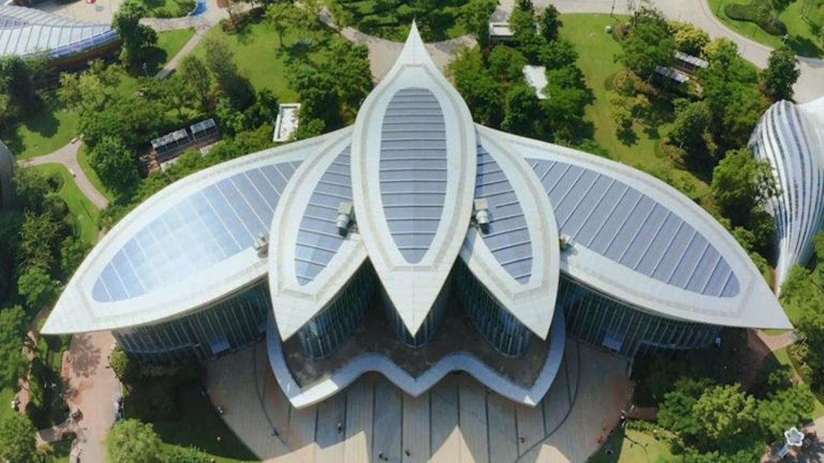 China propone un concurso sobre sus horrores arquitectónicos