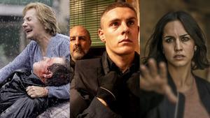 'Patria', 'Antidisturbios' y '30 monedas', favoritas de los Premios Feroz