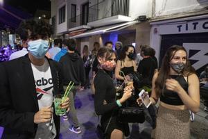 Estudio clínico covid con 400 voluntarios en los locales del carrer del Pecat de Sitges