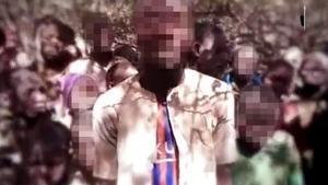 Boko Haram mostra imatges dels estudiants segrestats a Nigèria