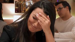 Silvia en 'First Dates'