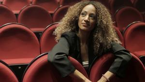 Kery Sankoh, la protagonista de 'Tina, el musical'.