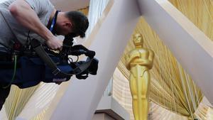 Preparativos para la 92ª noche de los Oscar en Hollywood.