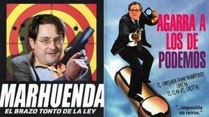 El nombramiento del comisario Marhuenda, visto con el humor de los tuiteros.