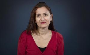 Françoise Vanni, directora de relaciones internacionales del Fondo Mundial contra el sida, la tuberculosis y la malaria.