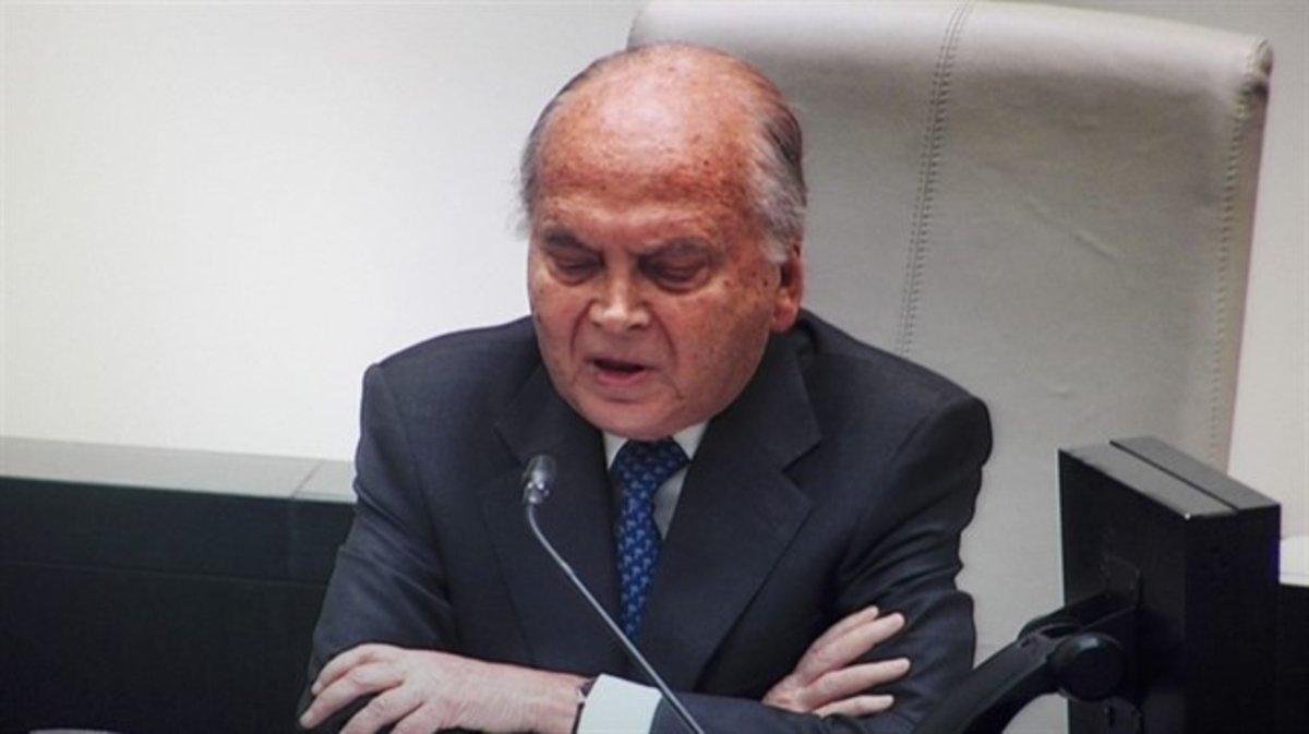 Carlos Granados, director de la Oficina Municipal contra el Fraude y la Corrupción de Madrid.