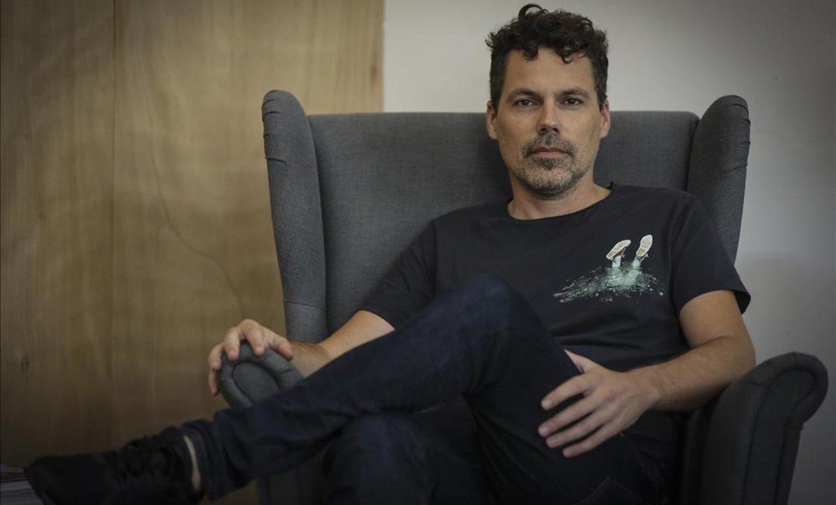 """Josep Darnés: """"Reivindico la libertad de estar mal"""""""
