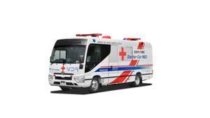 Toyota y Cruz Roja crean la primera clínica móvil propulsada por pila de hidrógeno