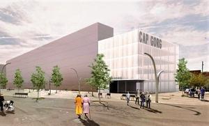 Aquest mes comencen les obres per construir el nou CAP del Gorg de Badalona