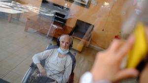 Els geriàtrics catalans faran tests de Covid a residents i personal abans i després de Nadal