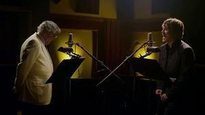 Dani Martín canta con Tony Bennett: 'Are you having any fun?'