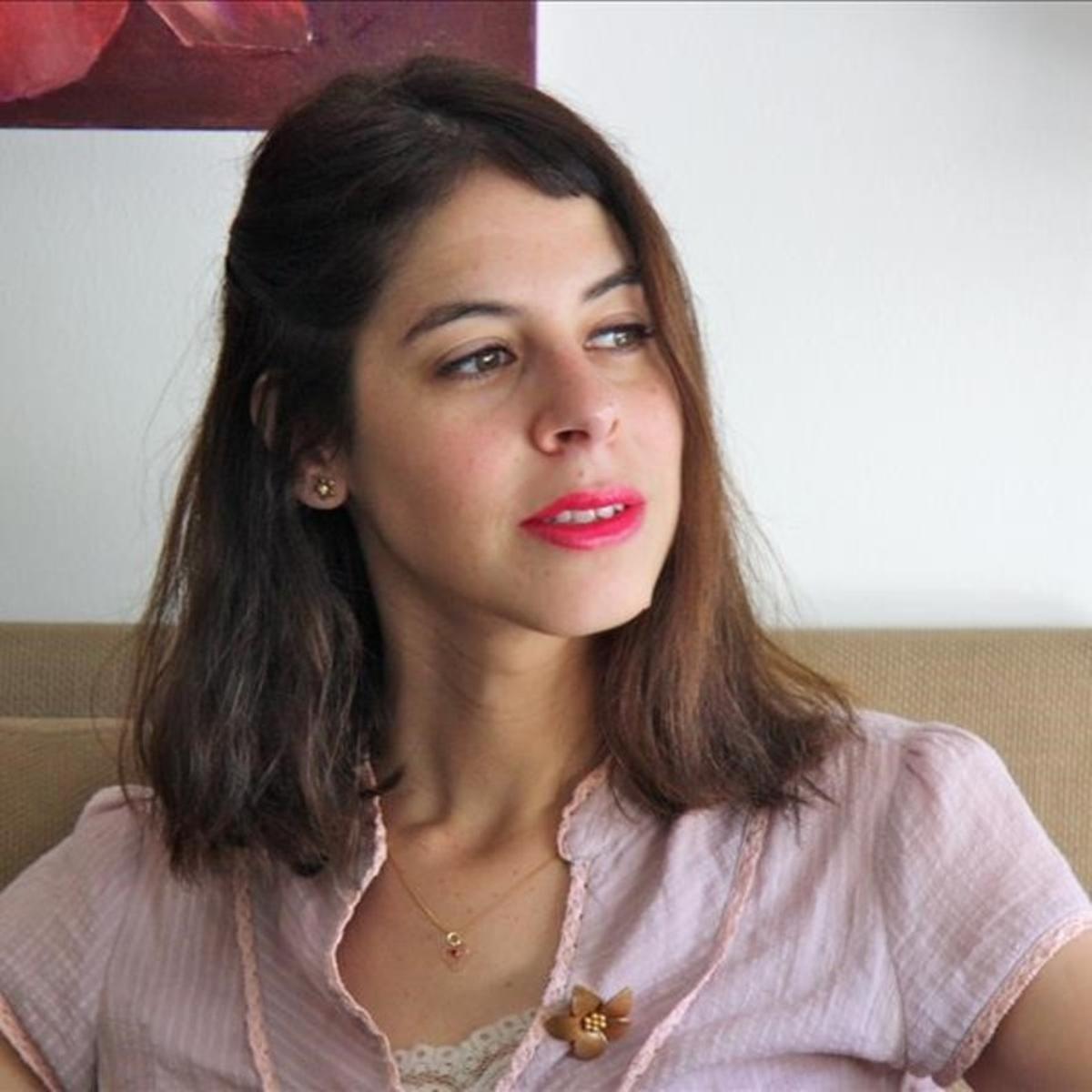 Orna Donath, socióloga israelí autora del libro 'Madres arrepentidas'.