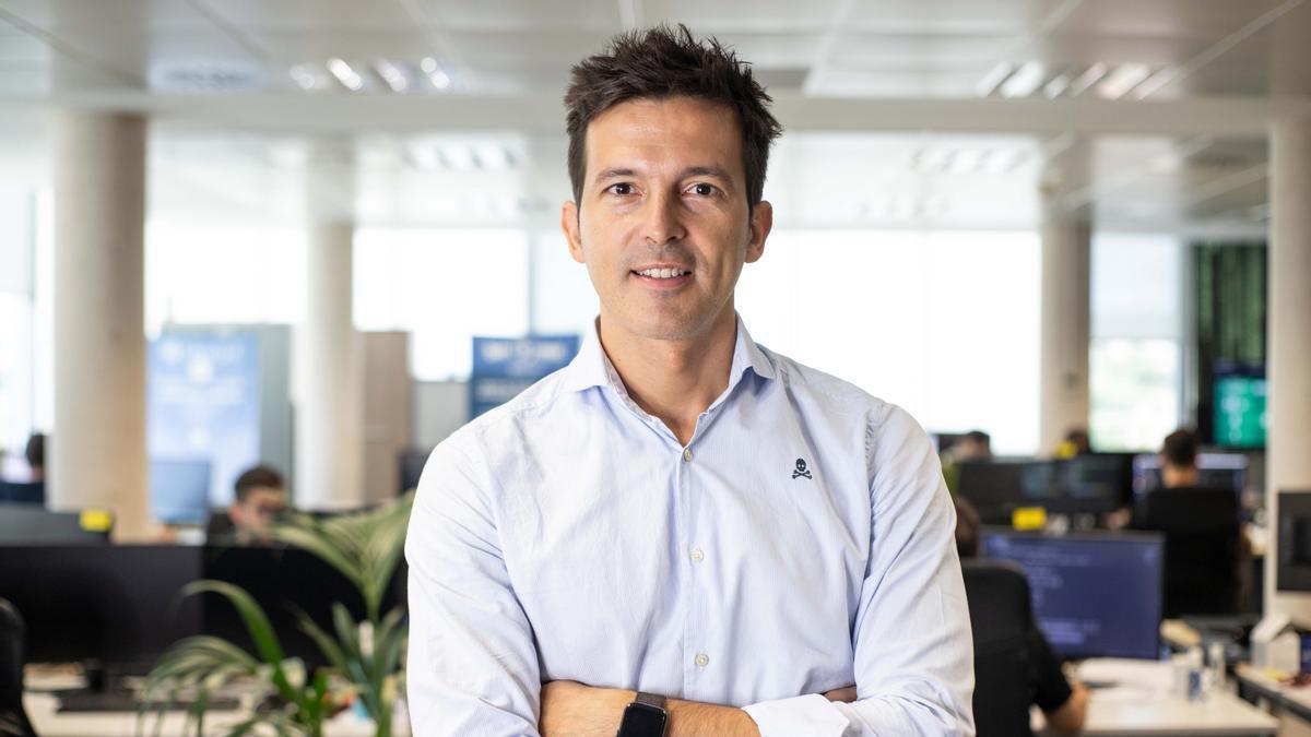 Abel Peña, Chief Revenue Officer (CRO) de Bit2Me.