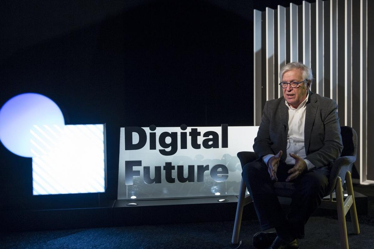 Joan Clos, asesor internacional de Digital Future Society.