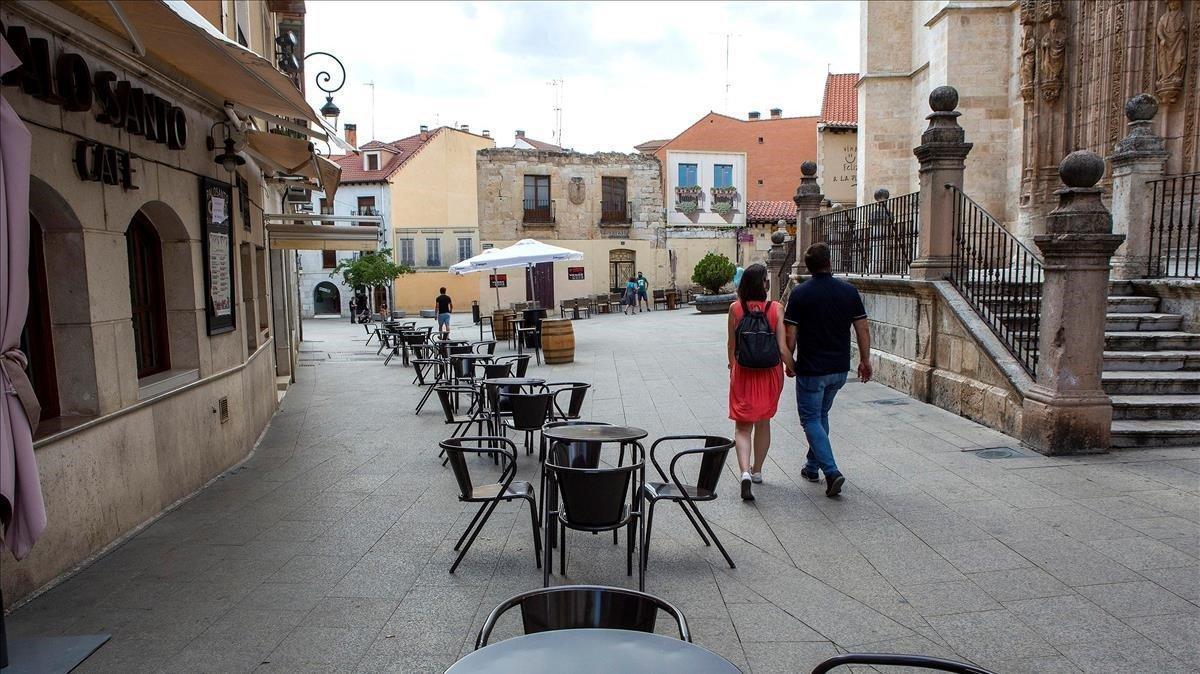 Aranda De Duero Burgos Aislada Desde Este Viernes Por Covid 19