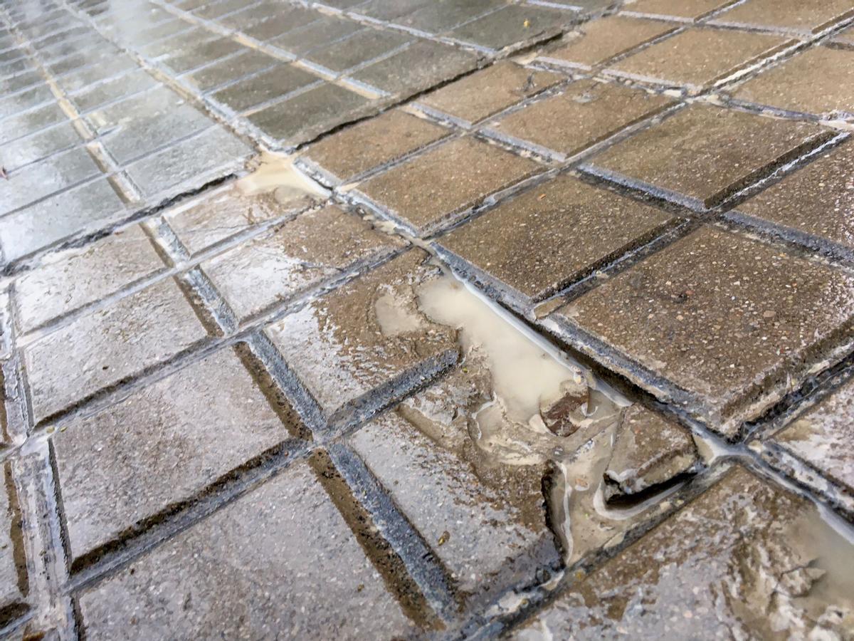 El canvi climàtic ha arrossegat tones de pols sahariana a Europa