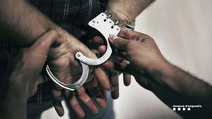 ARCHIVO. Arrestado por los Mossos d'Esquadra.