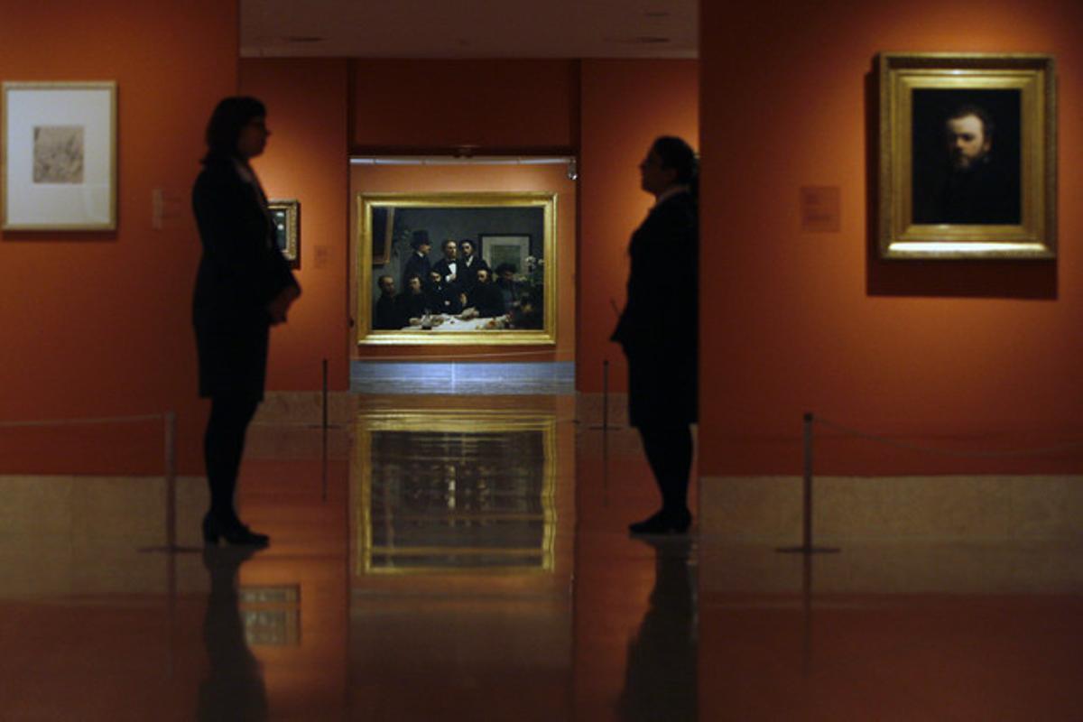 Imagen de archivo del Museo Thyssen