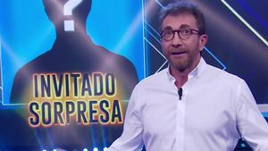 Pablo Motos avança que un «convidat sorpresa» acudirà la setmana vinent a 'El hormiguero'